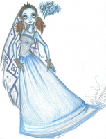 Our loverly Corpse Bride by savvy-weasley