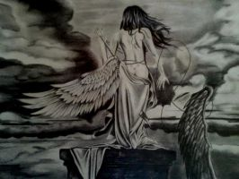 She talk's to Angel's by stevenbeattie