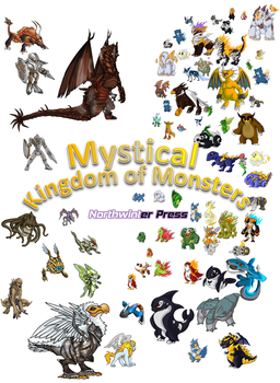 Massive Preview - Mystical: Kingdom of Monsters by mnorthwinter