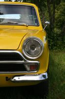 Ford Cortina by Heavymedicated