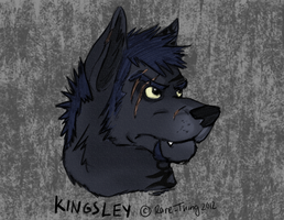 Kingsley by rare-thing
