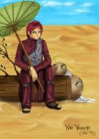 :.Happy Birthday Gaara.: by VITATH