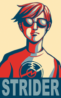 Strider is Hope by Royaline