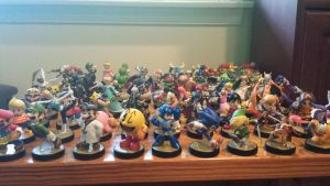 amiibo Total by ThunderTheArchen