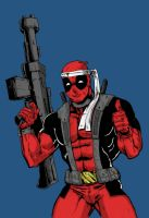 Deadpool - colors by Ygor-oraculo
