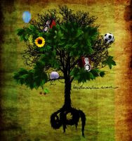 The Tree of The Speechless by bianmisplaced