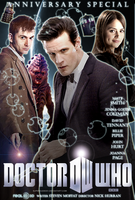 Doctor Who 50th Anniversary Special - Fan Poster by SuperDude001