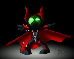 Colours: Lil Spawn by wrightauk