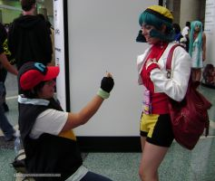 AX10-Ash Proposes to Kris by moonymonster