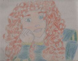NoteBook Merida by X-Miss-Valerie-X