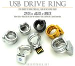 USB DRIVE RING by otas32