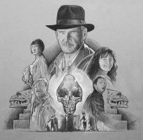 Indiana Jones KotCS - concept by GabeFarber
