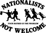 Nationalists not welcome by TheMaoist