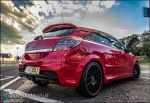 Vauxhall Astra VXR Red by cooperad