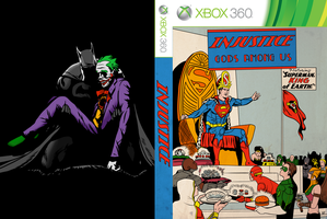 Injustice Alt Cover [Downloads in Description] by SamuriFerret