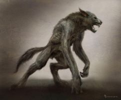 wolfmen by johneuficoputo