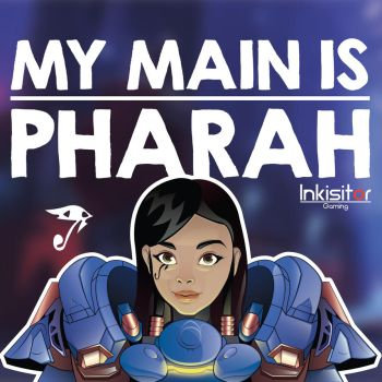My Main is Pharah by HaruInkisitor
