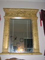 Large Mirror 002 by TrapDoor-Stock