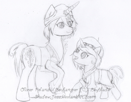 Beyblade: My little Olivers by shadowjess