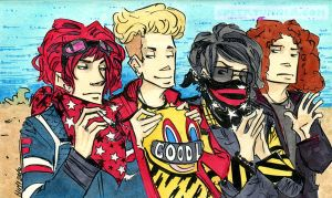 killjoys make some noise by speep