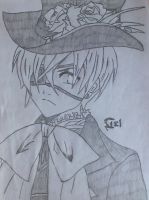 Earl Ciel Phantomhive by Shinishii-is-Deead