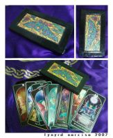Lepidopteran People Tarot Box by blue-fusion