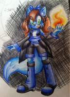 AT: Sapphire by SWAG-Daddy