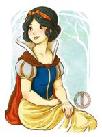 Snow White by Turtle-Arts