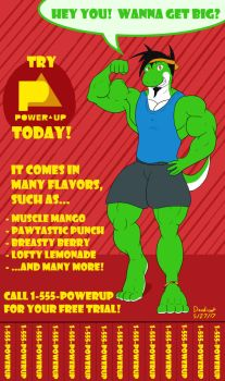 Try PowerUp Today! - by Dandicoot by McTaylis