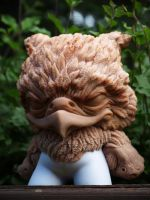 Wind element inspired custom munny 3 by VILORIA-ARTS