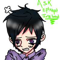 ASK EVENT!! - 2p!Nyo!Ireland by APH-RepblicOfIreland