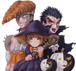 Dangan halloween by Kay-Jay97