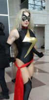 NYCC2013 Ms. Marvel B I by zer0guard