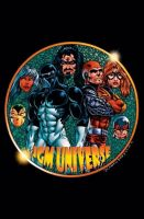 JGM Universe by PeterPalmiotti