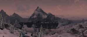 Windhelm by The-Brade