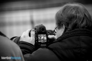 Working Photograpger by Robbanmurray