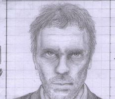 Hugh Laurie by Remenance