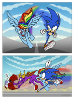 Fastest thing alive by mitssch