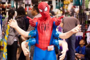 Mutated Spiderman by EriTesPhoto