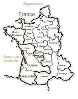 France retains Treaty of Bretigny borders by kazumikikuchi