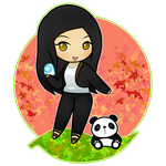 Panda! by Goddess-Tears
