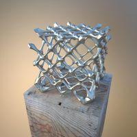 3D Printed Fractal Box by nic022