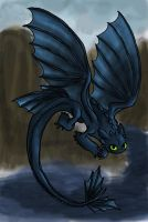 Toothless by ScaleBound