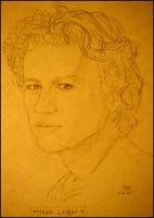 Heath Ledger by fanchielover15