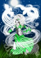 Moon Dance new by TheArtyMadCow