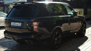 Startech Range Rover by ShadowPhotography