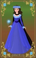 Disney Heroine: Lyanna Stark by moonprincess22