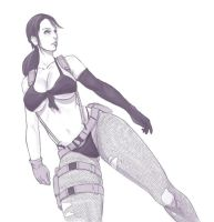 Quiet | MGS5 by Knifoon