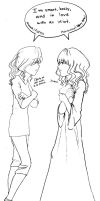 Annabeth and Hermione by AzanComtesse43096