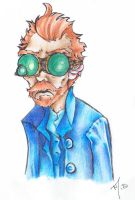 Vincent Van Goggles by CaptainDunkenstein